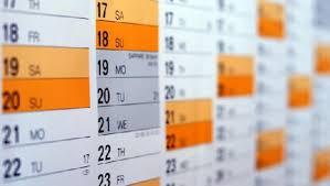 Calendario Laboral 2020 Comunidad Valenciana Dogv.Aprobado El Calendario De Fiestas Locales Retribuidas Y No